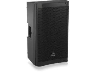 Bocina Amplificada Behringer 12' 1200 watts, Music & Technology Puerto Rico