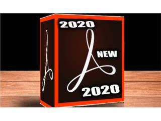 ACROBAT 2020 ((( INSTALACION GRATIS 100% ))), @ USUARIO PREMIUM 100 % Puerto Rico