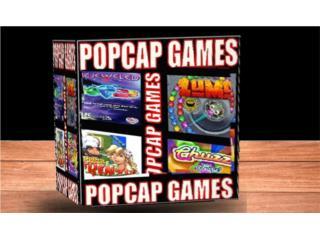 POPCAP GAMES ((( INSTALACION GRATIS 100% ))), @ USUARIO PREMIUM 100 % Puerto Rico