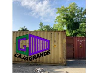 20' NEW HC CONTAINER, Caja Grande Puerto Rico