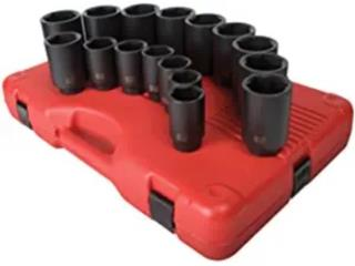 Sunex 2691 1/2-Inch Drive SAE Deep Impact Soc, Vulcan Tools Caibbean Inc. Puerto Rico