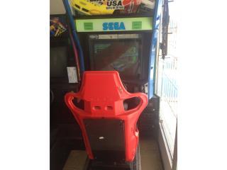 Daytona USA 2 Arcade Machine, Máquinas Arcade Puerto Rico Puerto Rico
