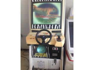 Jambo Safari Arcade Machine, Máquinas Arcade Puerto Rico Puerto Rico