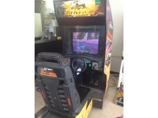 Arcade Machine Off Road Challenge, Máquinas Arcade Puerto Rico Puerto Rico