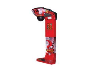 Boxing Arcade Machine / Máquina de Boxeo, Máquinas Arcade Puerto Rico Puerto Rico
