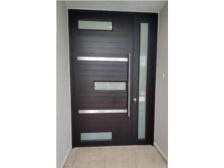 Puertas de Una Hoja, #1 SANTIAGO WINDOW & DOORS Puerto Rico