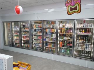 Fabricamos figorificos w/coolers, Promas, Inc Puerto Rico
