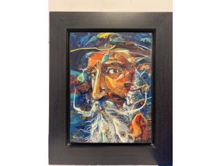 WICHIE TORRES Pintura/ cuadro, La Familia Casa de Empeño y Joyería-Ave Piñeiro Puerto Rico