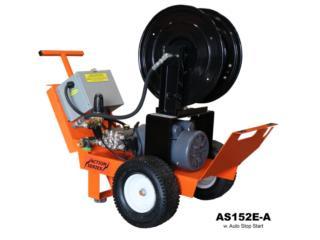 Máquina Lavado Presión - Agua Fría Eléctrica, FJR Equipment Puerto Rico