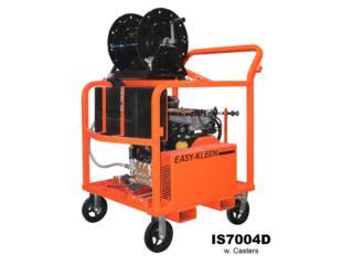 Máquina Lavado Presión - Agua Fría Gas-Diesel, FJR Equipment Puerto Rico