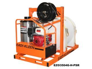 Máquina Presión - Agua Caliente Gas y Diesel, FJR Equipment Puerto Rico