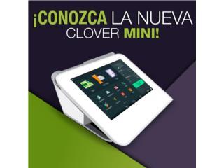 ¡ CONOCE EL NUEVO CLOVER MINI !, Retail Manager Puerto Rico