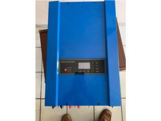 Inverter 6000W 48V S charge 80A 120/240 , TurboShake Puerto Rico