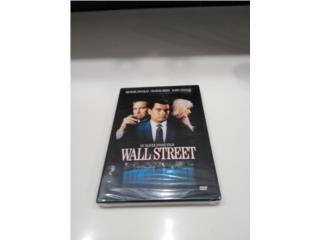 WALLSTREET, Oliver Stone, colección, Blessed Imports Puerto Rico