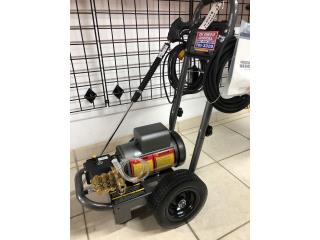 Electric Pressure Washer 1100 psi BE Pressure, DE DIEGO RENTAL Puerto Rico