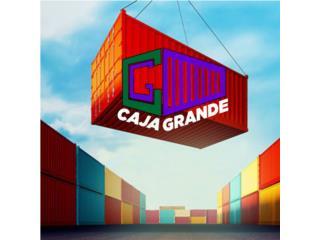 NEW 20' TRAILER / CONTAINERS , Caja Grande Puerto Rico