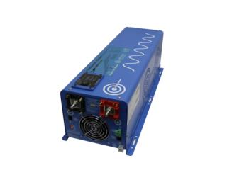 6000 Watt Pure Sine Inverter Charger 48Vdc, PowerComm, Inc 7878983434 Puerto Rico