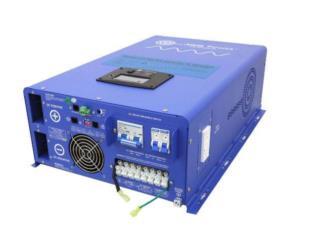 Inversores cargadores para su sistema solar, PowerComm, Inc 7878983434 Puerto Rico