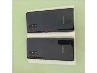 Galaxy A71 5G 128gb Unlock, Cellphone's To Go Puerto Rico