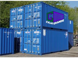 New/Used Shipping Containers for Sale/ Rent, Caja Grande Puerto Rico