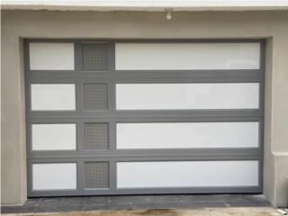 Puerta de Garaje, Rivera Garage Doors, INC Puerto Rico