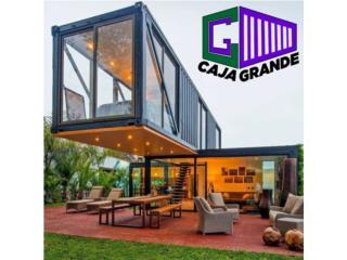 20'X9.6'X8' NEW CONTAINER, Caja Grande Puerto Rico