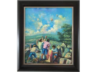 Chiringas Wichie Torres , Paintings Puerto Rico