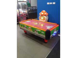 Arcade Air Hockey Table, Máquinas Arcade Puerto Rico Puerto Rico
