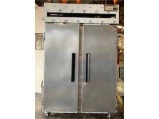 NEVERA COMERCIAL 2 PTAS STAINLESS STEEL, Wellness Direct Service  Puerto Rico