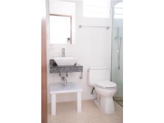 Tope en cuarzo o granito para baños, The Home Puerto Rico