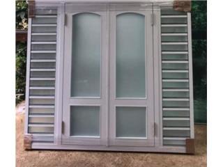 Ventanas Caseman, #1 SANTIAGO WINDOW & DOORS Puerto Rico