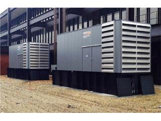 GENERAC INDUSTRIAL DIESEL &GAS 20Kw @ 900KW, G.T. Generac Power Division. Puerto Rico