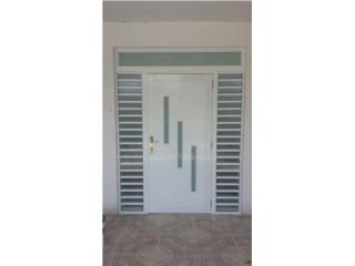 Puertas Con Ventanas, #1 SANTIAGO WINDOW & DOORS Puerto Rico
