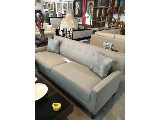 Sofa Gris Mitchell Gold , The Pickup Place Puerto Rico