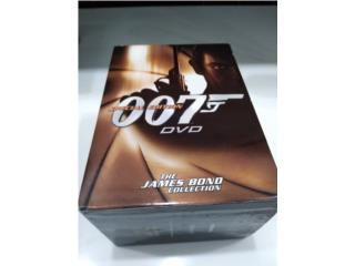 JAMES BOND 007 COLECCIÓN, Blessed Imports Puerto Rico