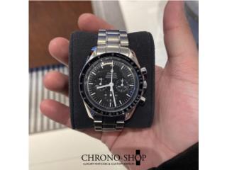 Omega Speedmaster Moonwatch , CHRONO - SHOP Puerto Rico