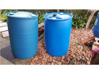 Tanque 30 galones de Agua, ECONO/CRISIS SOLUTIONS Puerto Rico
