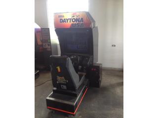 Daytona USA Arcade, Máquinas Arcade Puerto Rico Puerto Rico