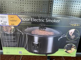 Electric Smoker , La Familia Guayama 1  Puerto Rico
