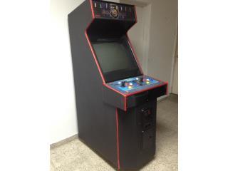 Mortal Konbat 3 Ultimate, Máquinas Arcade Puerto Rico Puerto Rico