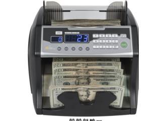 Maquina de Contar Efectivo Cash , Tech Factory USA Puerto Rico