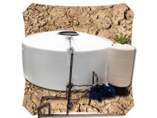 Caguas Puerto Rico Herramientas, Cisterna en PVC de 500 Galones