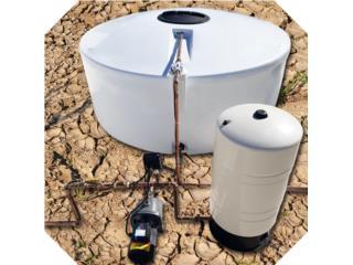 Caguas Puerto Rico Herramientas, Cisterna en PVC de 500 Galones - Nueva