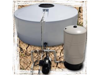 San Juan - Hato Rey Puerto Rico Muebles Escritorios, Cisterna en PVC de 500 Galones, desde $1,495