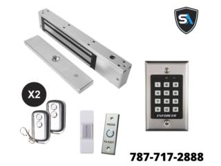 Magneto Con Keypads, Security & Automation  Puerto Rico