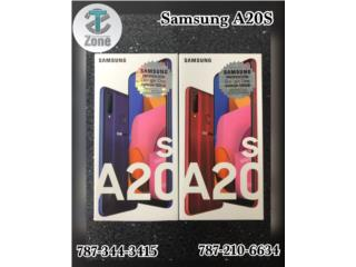 Samsung Galaxy A20S Desbloqueado, The Technology Zone Puerto Rico