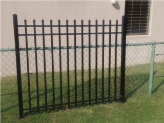 Verja Ornamental (pre-fabricada), Pro Fence Puerto Rico
