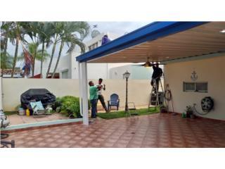 TECHOS EN METAL INSTALACION, J PRODUCTS PR. Puerto Rico