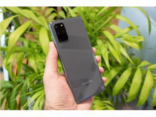 Galaxy S20 Plus 18GB Factory Unlock, Novafone Puerto Rico