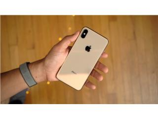 iPhone Xs Max Gold T-Mobile, Novafone Puerto Rico